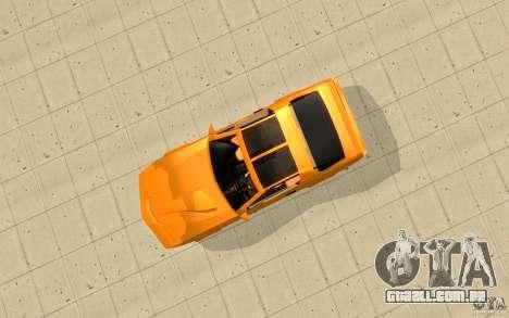 Pontiac Firebird 1989 K.I.T.T. para GTA San Andreas vista direita