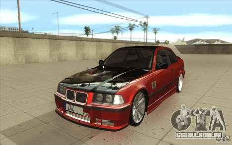 BMW Fan Drift Bolidas para GTA San Andreas