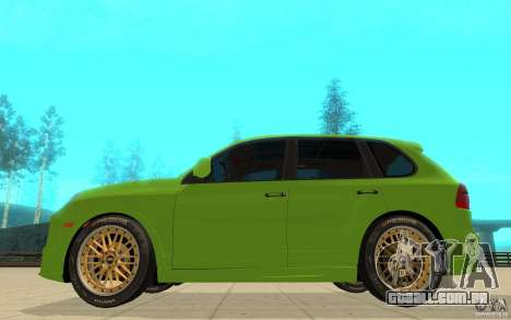 Wild Upgraded Your Cars (v1.0.0) para GTA San Andreas por diante tela