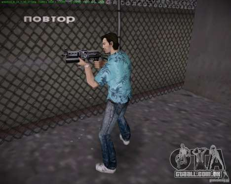 PP-19 Bizon para GTA Vice City terceira tela