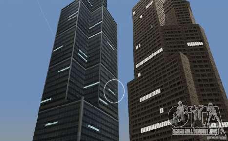 New Downtown: Hospital and scyscrap para GTA Vice City