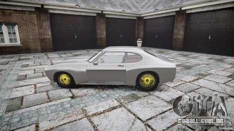 Ford Capri RS 1974 para GTA 4 esquerda vista