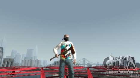 Accetta da pompiere para GTA 4 sexto tela