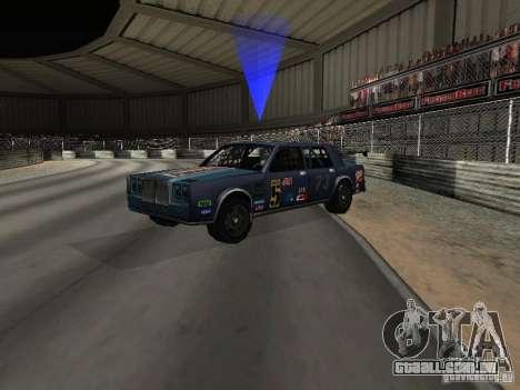 GreenWood Racer para GTA San Andreas vista direita