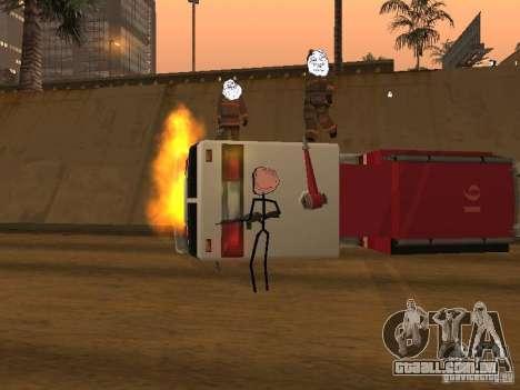 Meme Ivasion Mod para GTA San Andreas