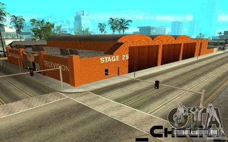 Respawn San News para GTA San Andreas
