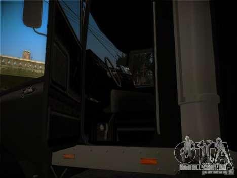 LineRunner de GTA 3 para GTA San Andreas vista traseira