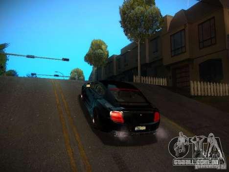 ENBSeries Realistic para GTA San Andreas nono tela