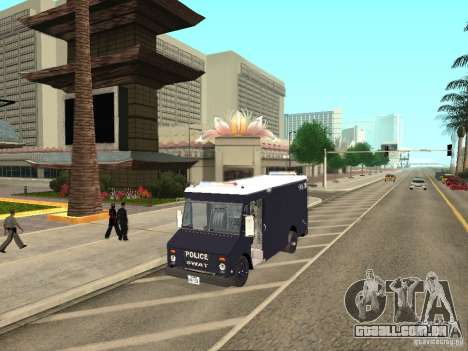 SWAT de Los Angeles para GTA San Andreas