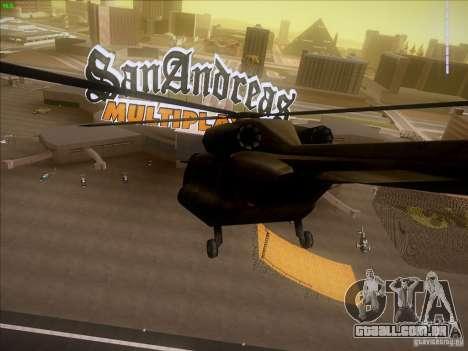 Eloras Realistic Graphics Edit para GTA San Andreas segunda tela