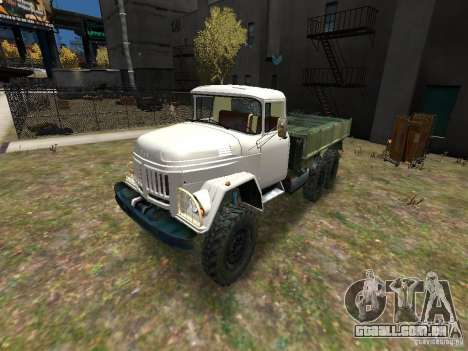 ZIL 131 para GTA 4
