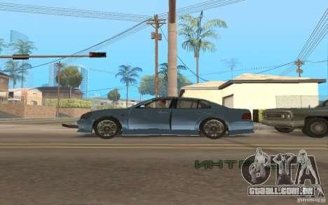 Theft of vehicles 1.0 para GTA San Andreas segunda tela