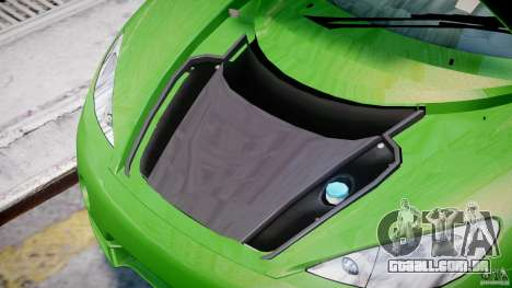 Ascari KZ-1 para GTA 4 vista lateral