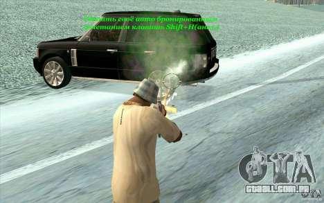Skorpro Mods Vol.2 para GTA San Andreas nono tela
