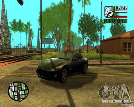 ENBSeries 2012 para GTA San Andreas sexta tela