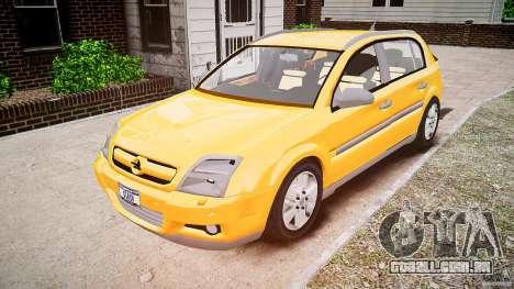 Opel Signum 1.9 CDTi 2005 para GTA 4