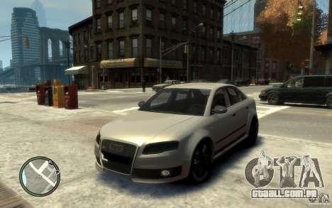 Audi RS4 para GTA 4