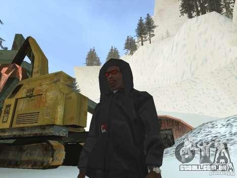 Moletom com capuz para GTA San Andreas segunda tela