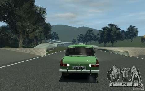 Moskvich 412 para GTA 4 vista direita