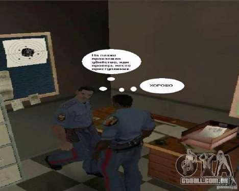 Ver TV para GTA San Andreas segunda tela