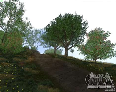 Project Oblivion 2010 HQ SA:MP Edition para GTA San Andreas