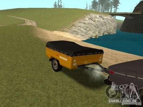 MAZ 8114 bezerro para GTA San Andreas