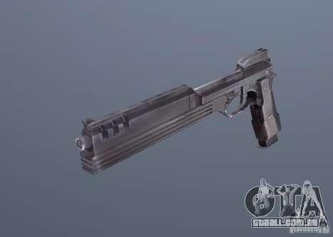Grims weapon pack1 para GTA San Andreas nono tela
