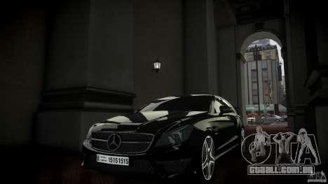 iCEnhancer 2.1 Custom para GTA 4 sexto tela