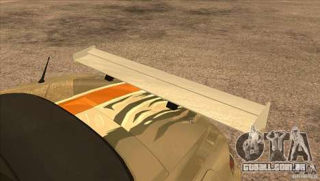 Honda S2000 Tuned v1 para o motor de GTA San Andreas
