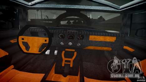 Hummer HX para GTA 4 vista superior