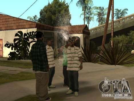 Still Pimpin para GTA San Andreas por diante tela