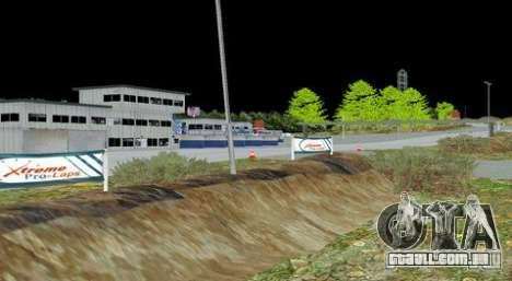 Ebisu West para GTA San Andreas quinto tela