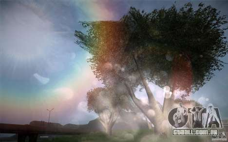 Lensflare v1.2 Final for SAMP para GTA San Andreas terceira tela