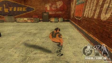 BOSS para GTA San Andreas segunda tela