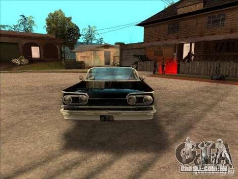 Buick Santiago para GTA San Andreas vista direita