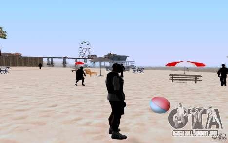 Reality Beach v2 para GTA San Andreas quinto tela
