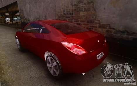 Pontiac G6 para GTA 4 traseira esquerda vista