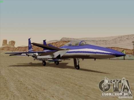 F-15 SMTD para GTA San Andreas