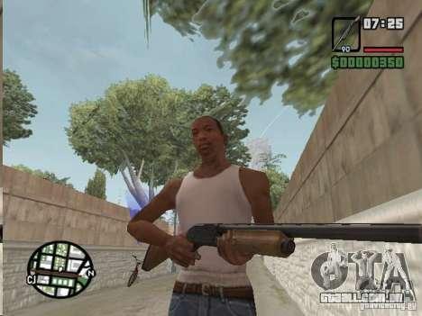 Mafia II Full Weapons Pack para GTA San Andreas sexta tela