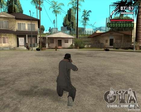 Drobaš para GTA San Andreas terceira tela