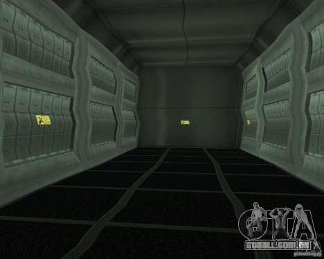 Base do dragão para GTA San Andreas oitavo tela
