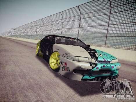 Nissan Silvia S14 Matt Powers 2011 para GTA San Andreas