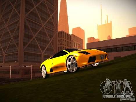 ENBSeries by GaTa para GTA San Andreas terceira tela