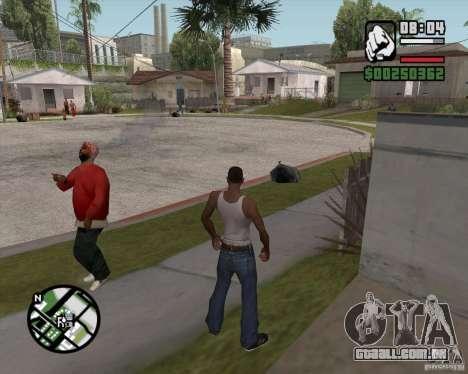 L.A. Mod para GTA San Andreas segunda tela
