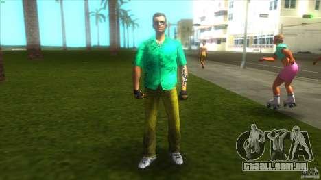 Peles de Pak para GTA Vice City décimo tela