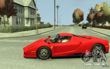 Ferrari Enzo [EPM] v1 para GTA 4 esquerda vista