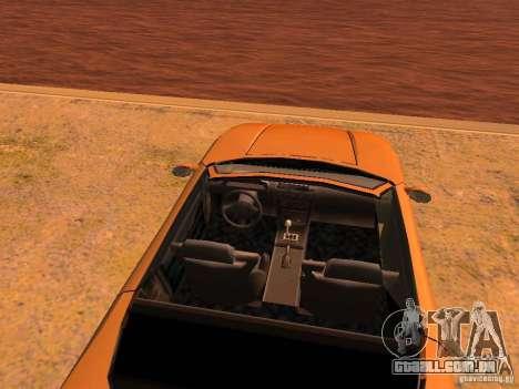Infernus Revolution para as rodas de GTA San Andreas