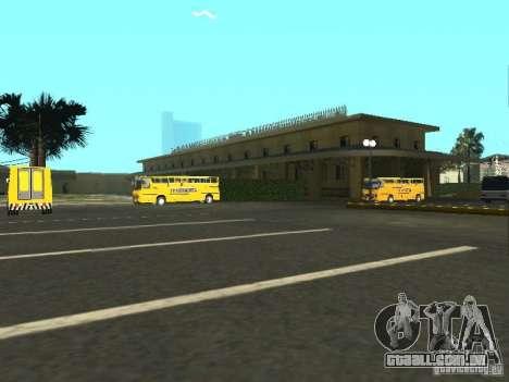 5 ônibus v. 1.0 para GTA San Andreas terceira tela