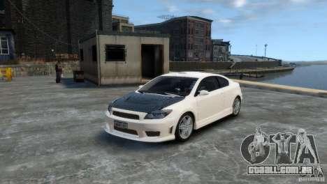 Toyota Scion para GTA 4