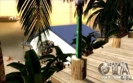 Clube de praia para GTA San Andreas segunda tela